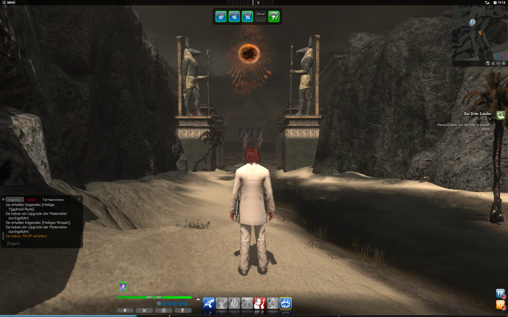 "Screenshot von ""the Secret World"":"