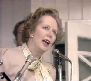 Maraget Thatcher